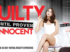 Riley Reid in Guilty untill proven innocent - VRBangers