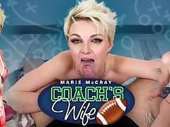 MilfVR - Coach's Wife