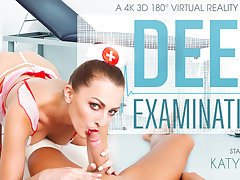 Katy Rose in Deep Examination - VRBangers