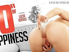 Lucia Denvile in 20 of Happiness - VRBangers