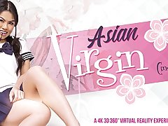 Cindy Starfall in Asian Virgin - VRBangers