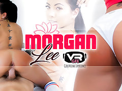 Morgan Lee in Morgan Lee GFE - WankzVR