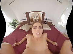 SexBabesVR - 180 VR Porn - Virtual Slave with Cindy Shine