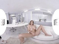 VIRTUAL TABOO - Busty Lucy Enjoying Herself