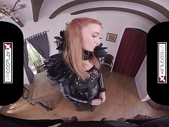 POV Wild Anal Sex With Eva Berger As Sansa On VR Cosplay X